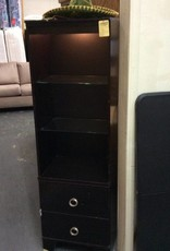 Curio cabinet black