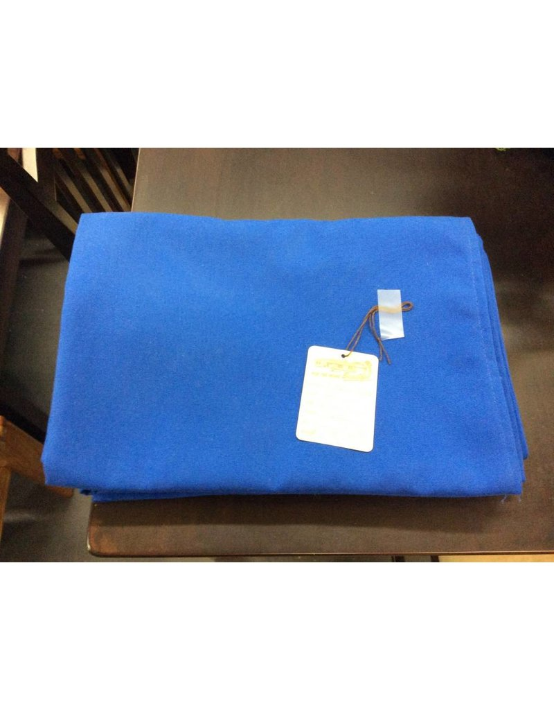 Pair table cloths blue