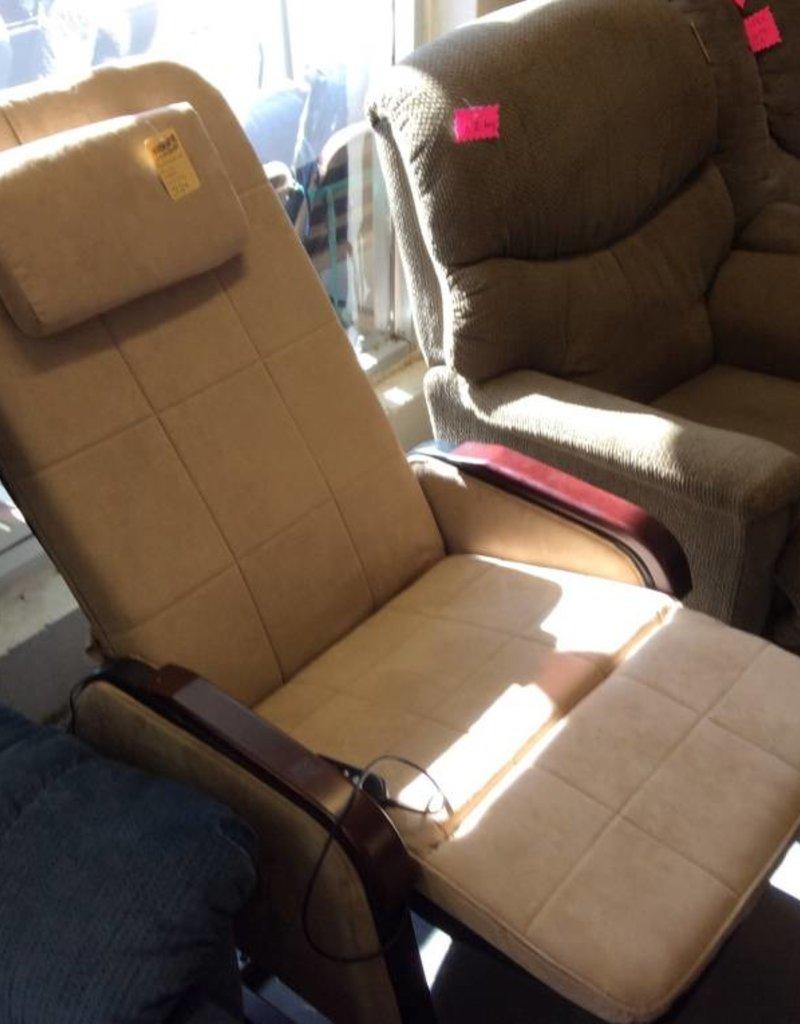 Massage chair tan micro