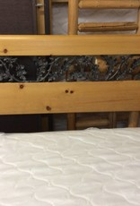 Queen bedstead pine metal