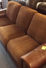 2 tone dual recliner