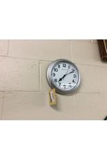 Clock silver