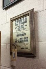 Picture reward poster