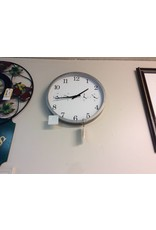 Hanging clock multi time zones