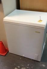 Small freezer holiday white
