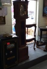 Grandfather clock maple