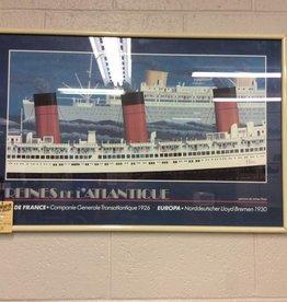 Picture Bremen 1930 ship
