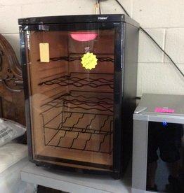 Haier wine fridge