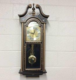 Wall clock oriental