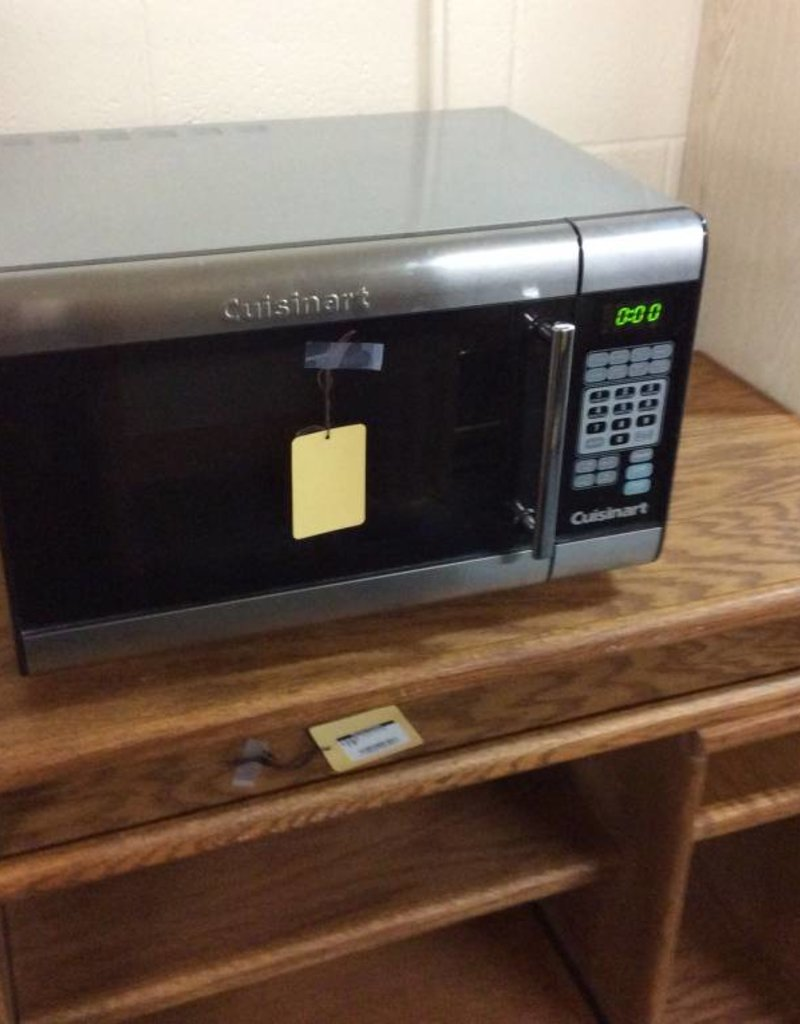 Microwave cuisine art