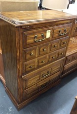 5 drawer chest / oak