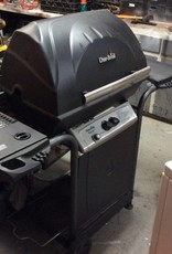 Gas grill charbroil with tank