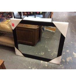 Wall Mirror, black