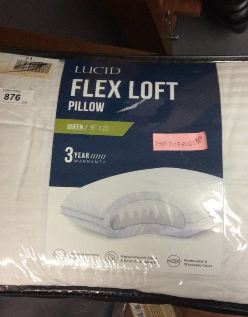 Flex Loft Pillow