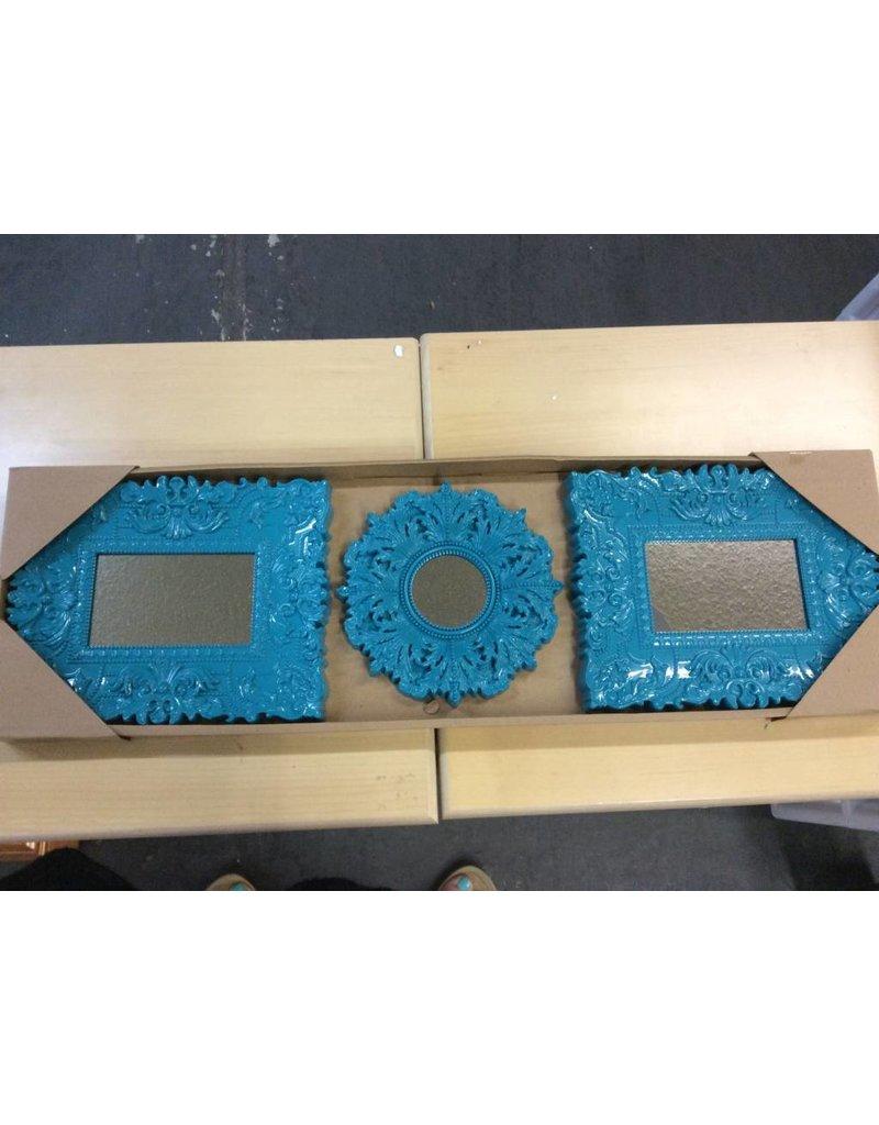 3 pc Mirror Set