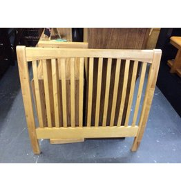 Twin bedstead / natural