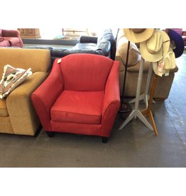 Sitting chair / red
