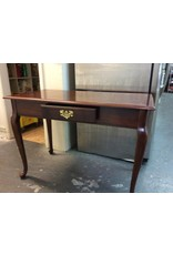 1 drawer desk / cherry