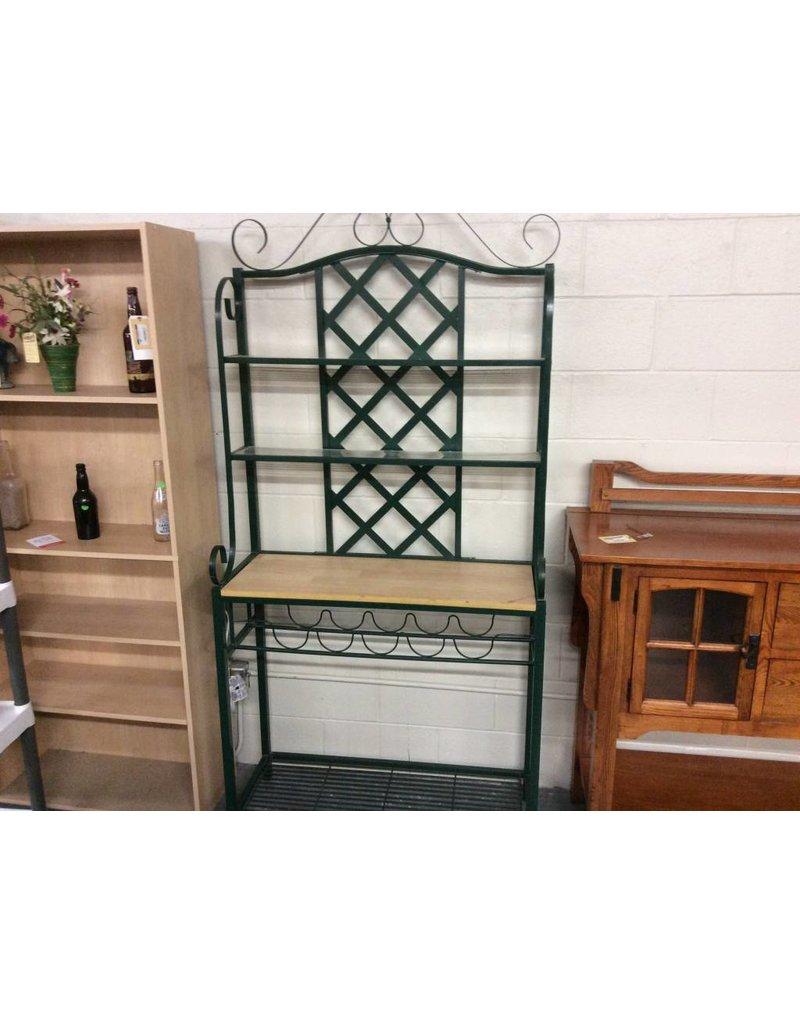 Bakers rack / wine rack