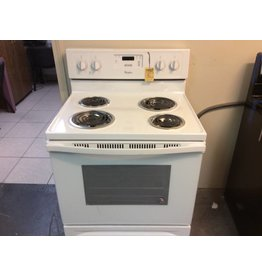 Stove electric whirlpool white
