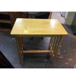 Sm desk / natural