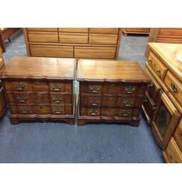 Pair 3 drawer NS / maple