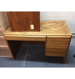 Student desk oak