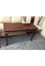 Sofa table / cherry