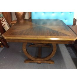 Square pub table only oak
