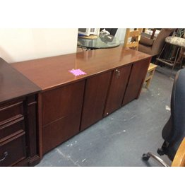 Large credenza w/ files and keys