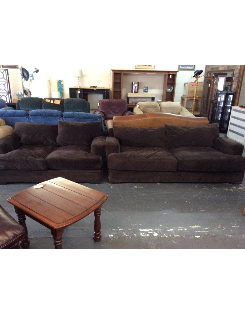 Sofa n love / brown micro