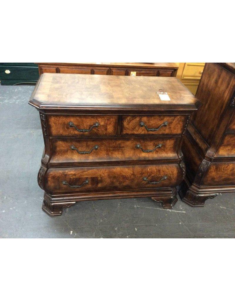 4 drawer nightstand