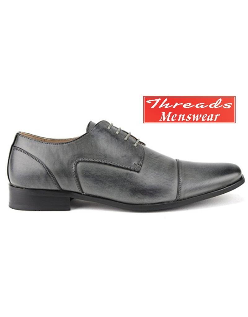 Majestic Majestic Dress Shoe 37686 Gray