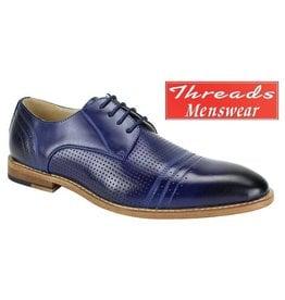 Antonio Cerrelli Antonio Cerrelli 6737 Dress Shoe - Blue