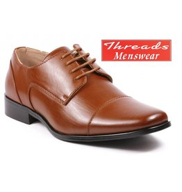 Majestic Majestic 37686 Dress Shoe - Cognac