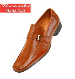 Amali Amali 8001 Dress Shoe - Tan