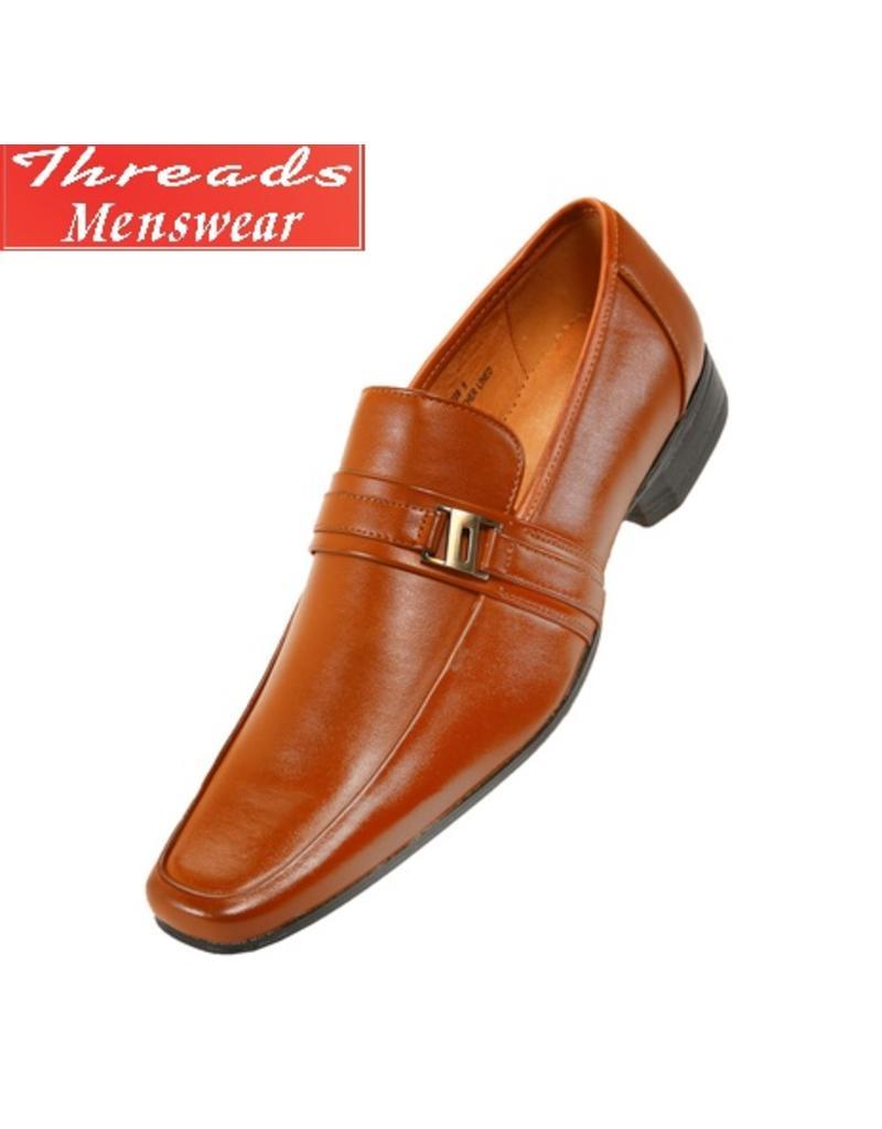 Amali Amali 8001 Dress Shoe - Tan
