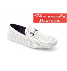 Montique Montique Casual Shoe S-45 White