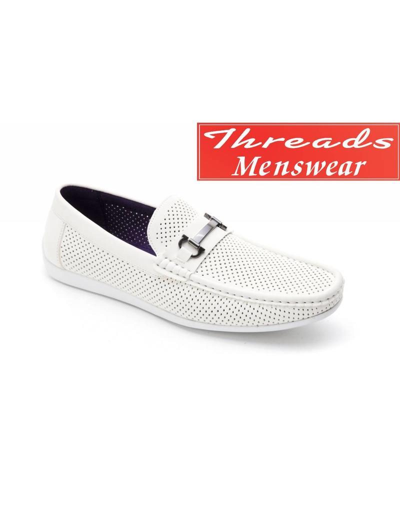 Montique Montique Casual Shoe S-45 White