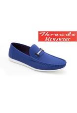 Montique Montique Casual Shoe S-45 Cobalt