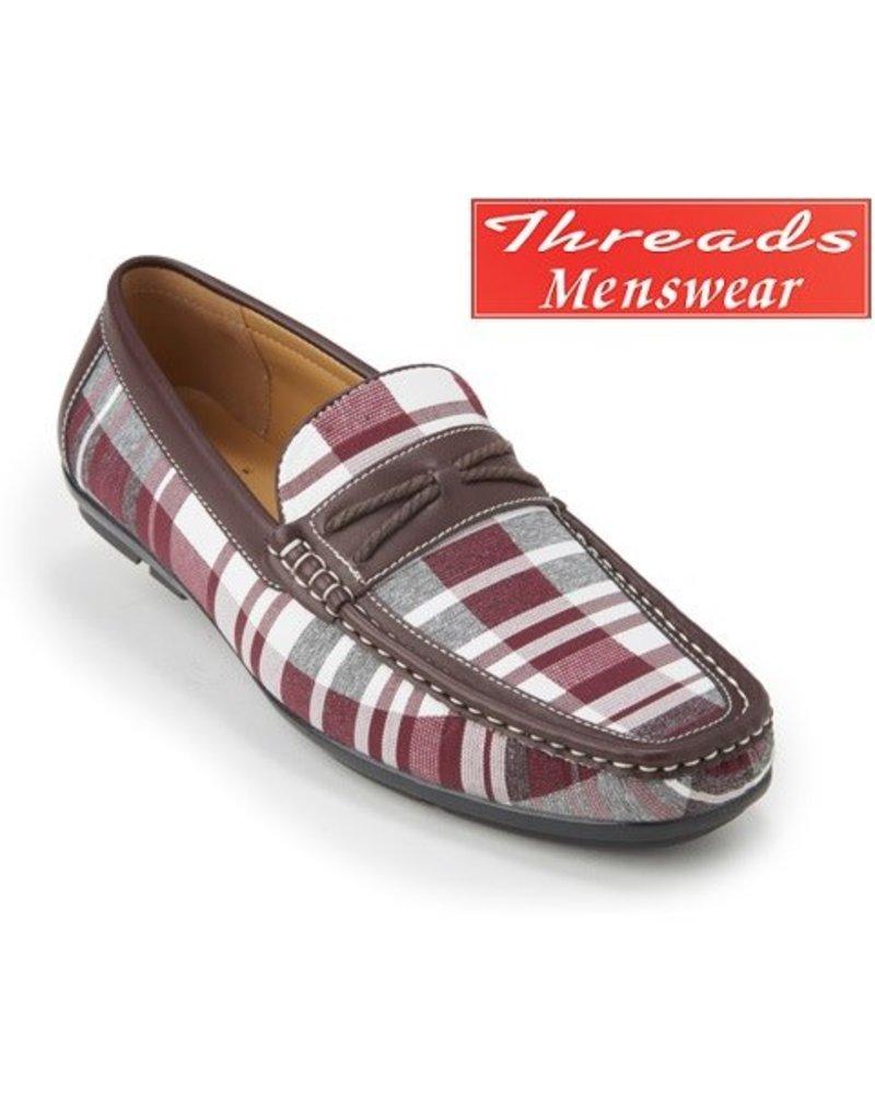 Montique Montique Casual Shoe S-1837 Burgundy