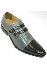 Liberty Liberty Dress Shoe - 1048 Black/Gray