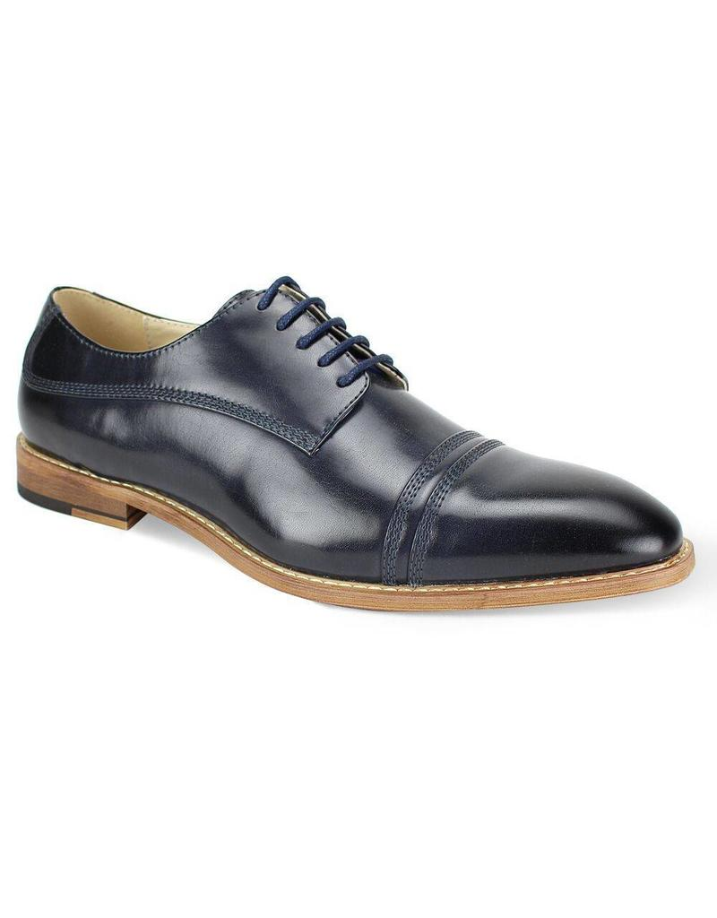 Antonio Cerrelli Antonio Cerrelli 6736 Dress Shoe - Navy Blue