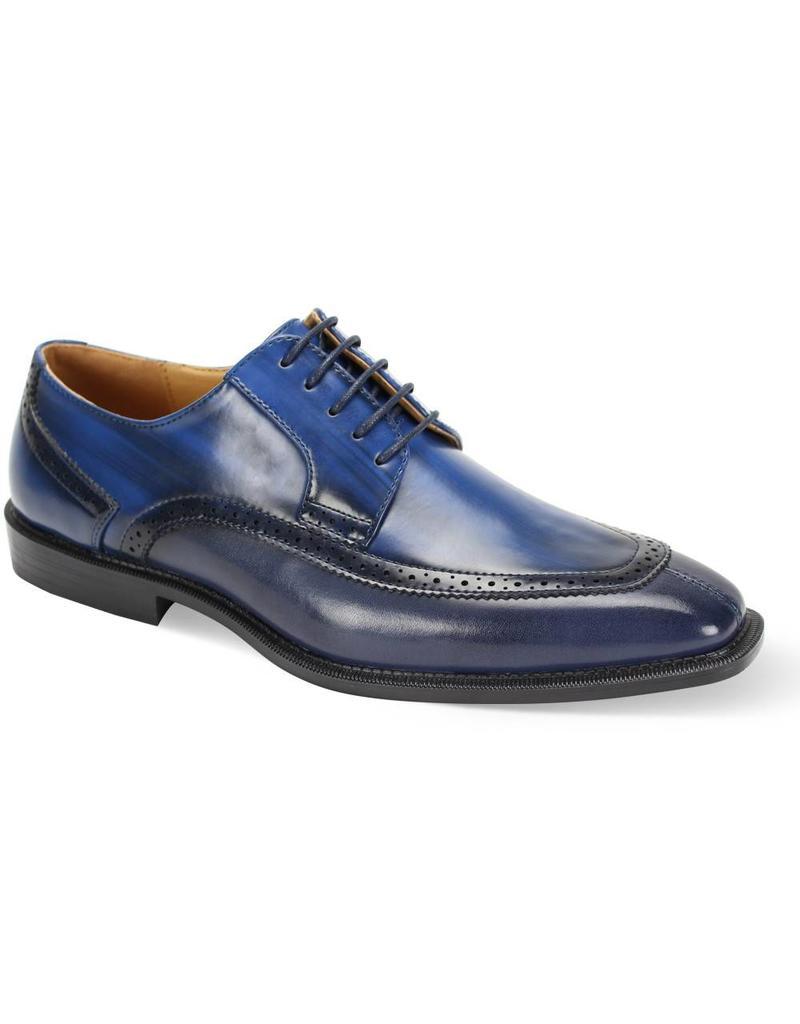 Antonio Cerrelli Antonio Cerrelli 6774 Dress Shoe - Navy Blue