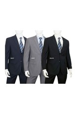 Lorenzo Bruno Lorenzo Bruno Suit - C602 Black