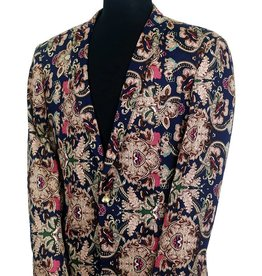 Hollywood Celebrity Hollywood Celebrity Blazer Navy Multi