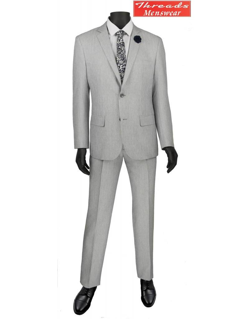 Vinci Vinci Slim Suit S2RK-8 Gray