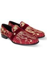 After Midnight After Midnight Formal Shoe - 8080 Red/Gold