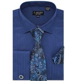 C. Allen C. Allen Shirt Set - JM211 Navy