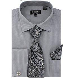 C. Allen C. Allen Shirt Set - JM211 Gray